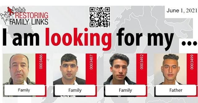 """Ο Ερυθρος Σταυρός Άργους μας ενημερώνει για το κίνημα """"Restoring Family Links"""""""
