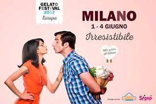 Gelato Festival 1-2-3-4 giugno Milano
