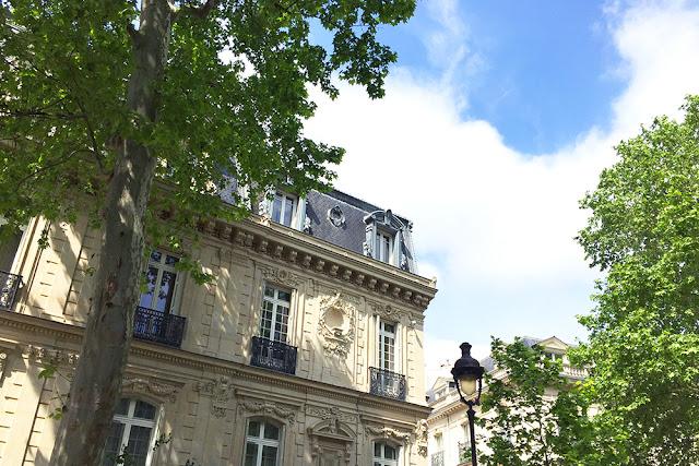 Spring sunshine - Paris travel & lifestyle blog