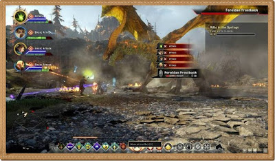 Dragon Age Inquisition Games Screenshots