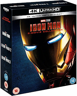 Iron Man Trilogy (2008 – 2013) Movie In Hindi (Dual Audio) Ultra HD