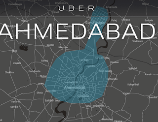 Uber Free Ride For Ahmedabad: Get 2 Free Uber Rides Upto Rs. 150 For Ahmedabad Users