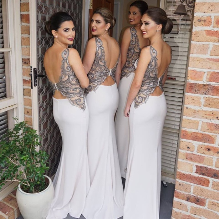https://www.27dress.com/p/modern-jewel-appliques-mermaid-bridesmaid-dress-sweep-train-103150.html