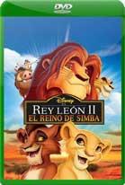 El Rey Leon 2: El reino de Simba (1998) DVDRip Latino