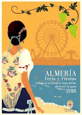 FERIA DE ALMERÍA 2016 - Luz Valera