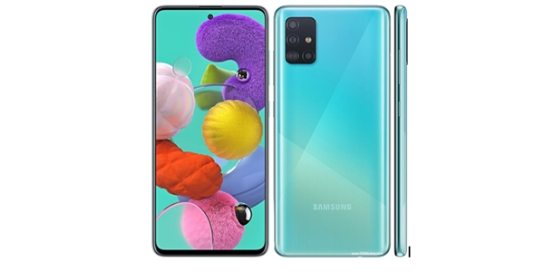 Cara Factory dan Hard Reset Samsung Galaxy A51