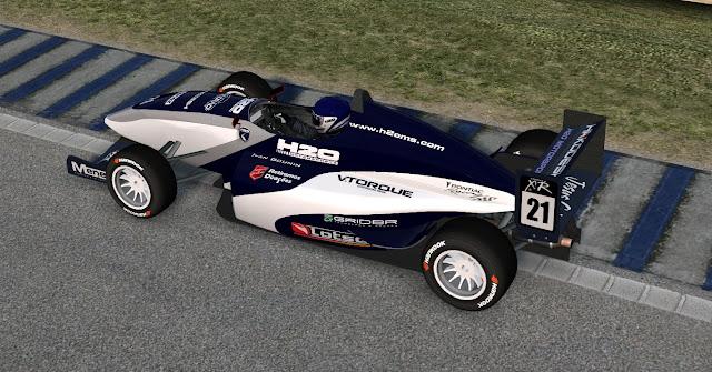"""H2O apresenta um """"mar de carros"""" para o Fórmula XR 2016  Lfs_00001177"""