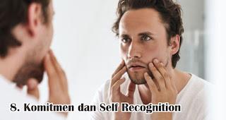Komitmen dan Self Recognition merupakan tips membuat resolusi tahun baru yang nyata dan mudah dicapai