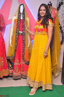 Pujitha in Yellow Ethnic Salawr Suit Stunning Beauty Darshakudu Movie actress Pujitha at a saree store Launch ~ Celebrities Galleries 047.jpg