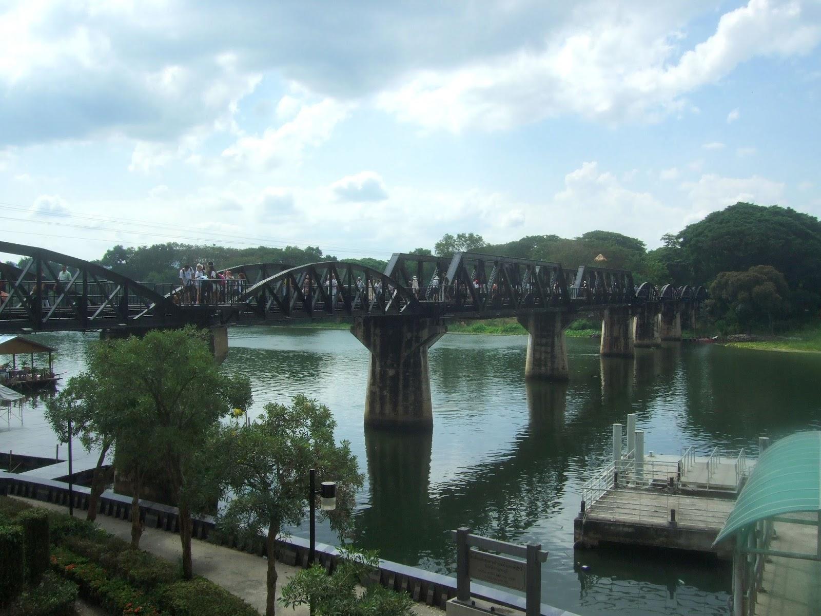 bridge on the river - photo #10
