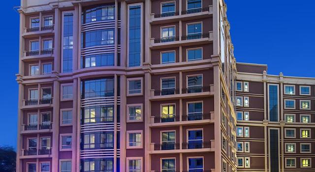 فندق بلوباي بلاك ستون