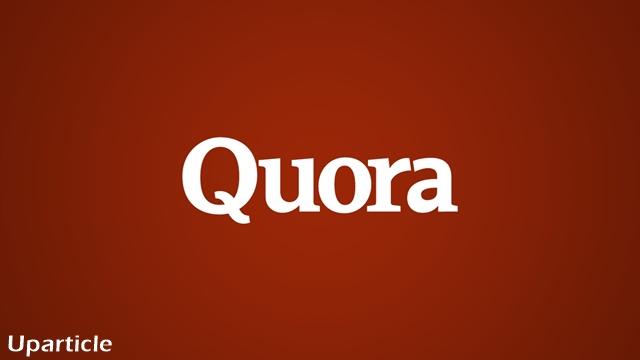Quora क्या है? What is Quora? uparticle