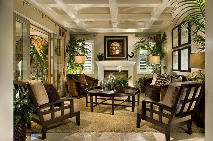 captivating tropical touches living room | HOME REDESIGN HK: BRITISH COLONIAL REDESIGN