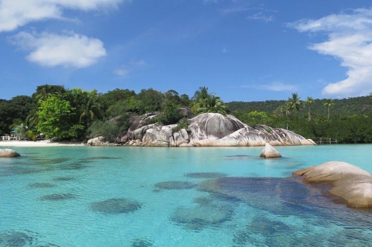 Eksplorasi Keindahan Pulau Anambas, Surga Indonesia