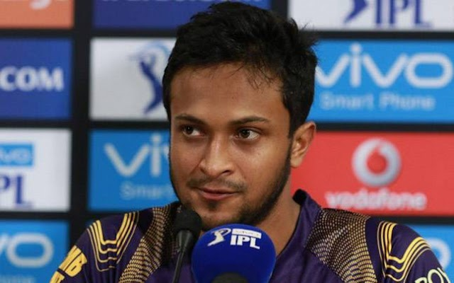 All-rounder Shakib has returned to the Indian Premier League (IPL)