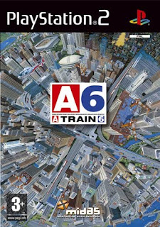 A-Train 6 (Europe) PS2 ISO