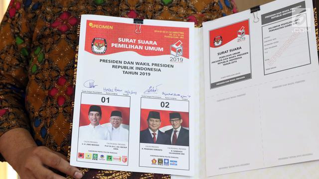 Revisi Visi-Misi Ditolak, Tim Prabowo: KPU Harus Konsisten, itu Foto Jokowi juga Berubah
