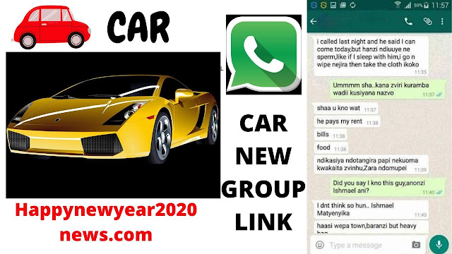Join 60+ Best Car Whatsapp Group Links New update