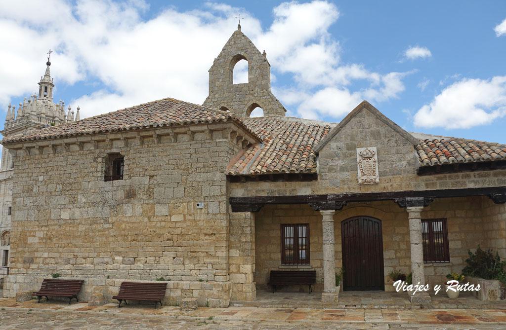 Iglesia del Castillo de Támara de Campos