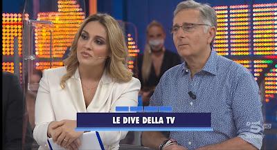 Francesca Manzini Paolo Bonolis avanti un altro 9 maggio
