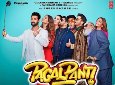 Download and watch full movie Pagalpanti in hindi