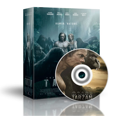 The Legend of Tarzan HDRip-Avi-1080p 2016 Ingles-Subtitulos Español
