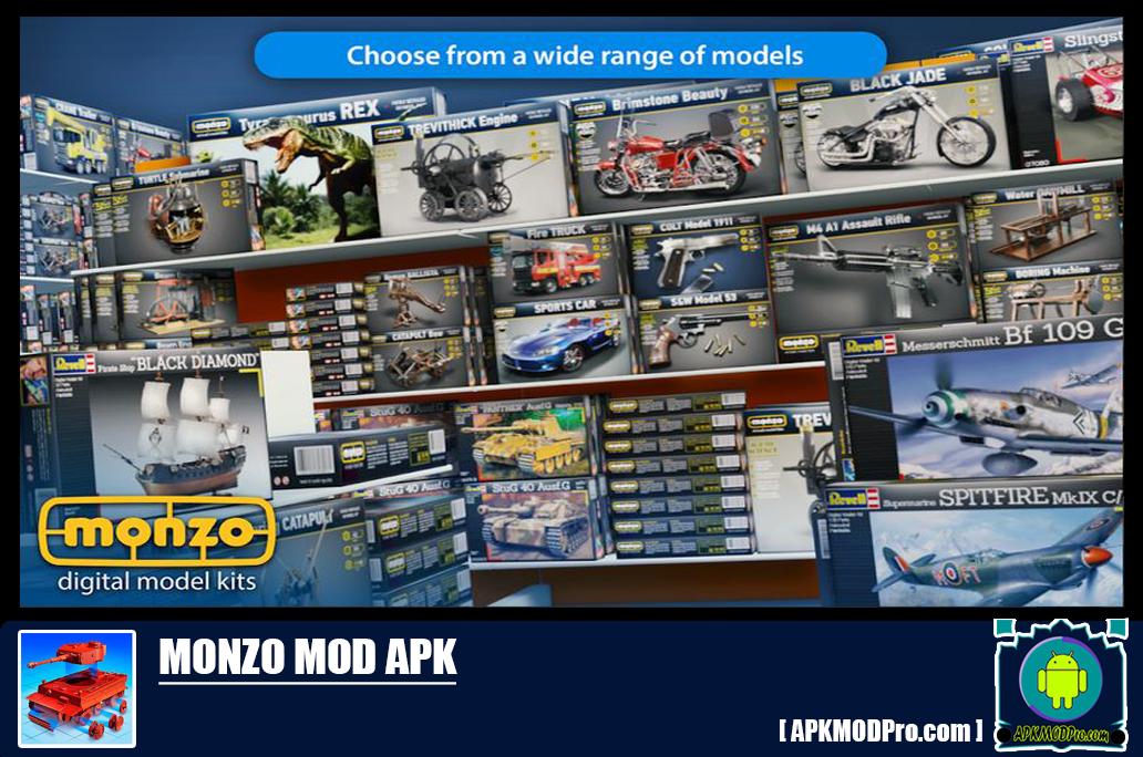 Download Monzo MOD APK