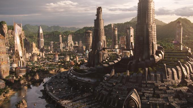 Wakanda será foco da nova série da Marvel