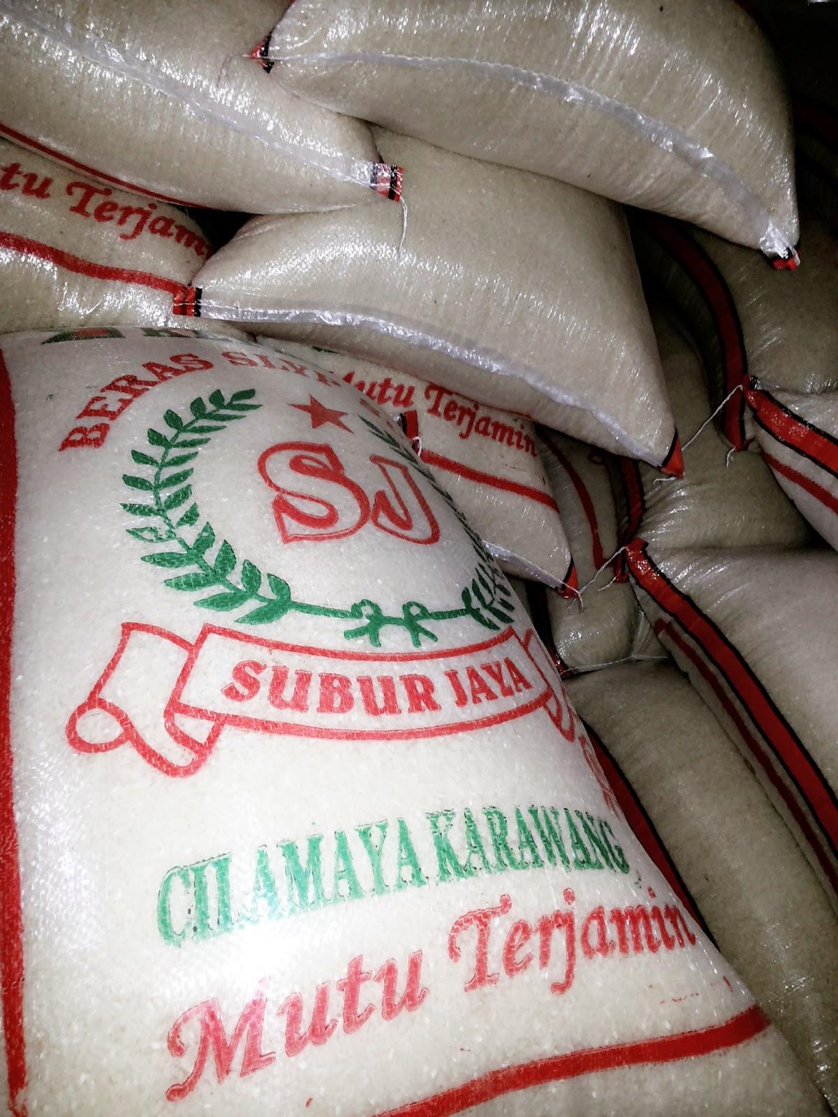 Toko Alex Sport Jual Beras Murah Agen Beras Supplier