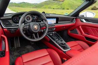 2021 Porsche 911 Review, Specs, Price