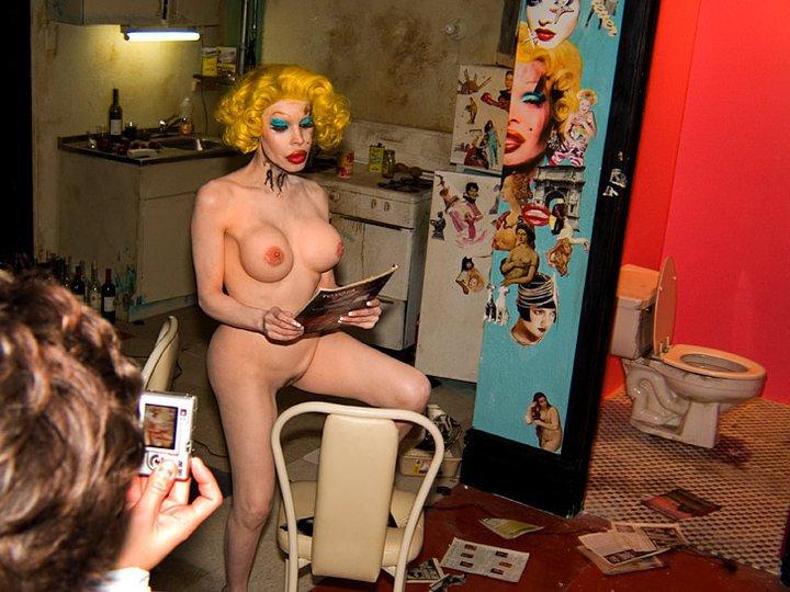Amanda Lepore Xxx Naked 66