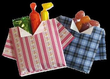 gấp xếp cái túi hình áo sơ mi bằng giấy origami