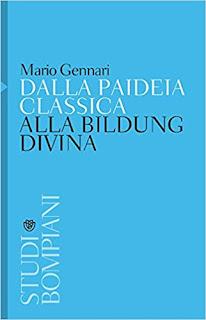 Dalla Paideia Classica Alla Bildung Divina PDF