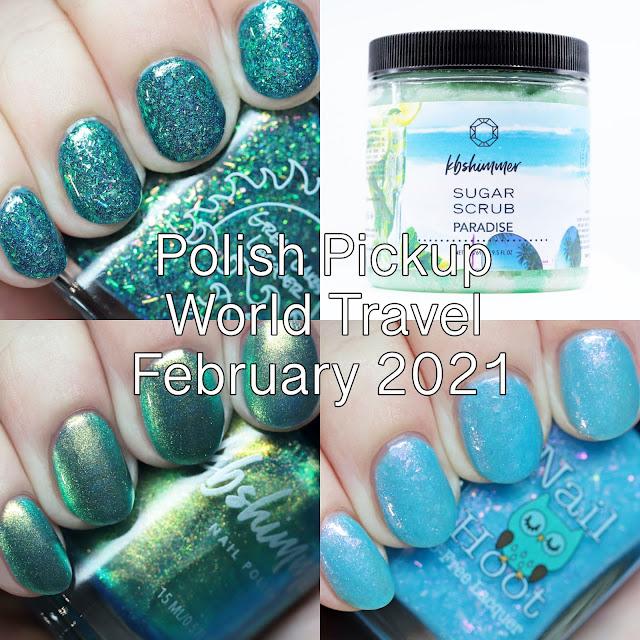 Polish Pickup World Travel February 2021