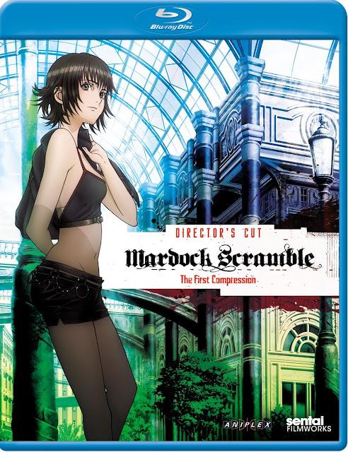 Mardock Scramble: The First Compression [BD25] *Subtitulada