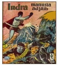Indra Manusia Ajaib