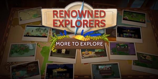 renowned explorers more to explore