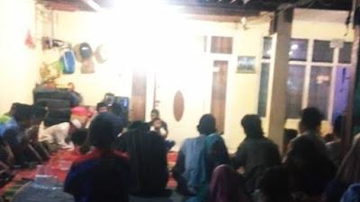 Syukuran Ketua RT 04/014 Sekaligus Pembentukan Peguyuban Fardhu Kifayah