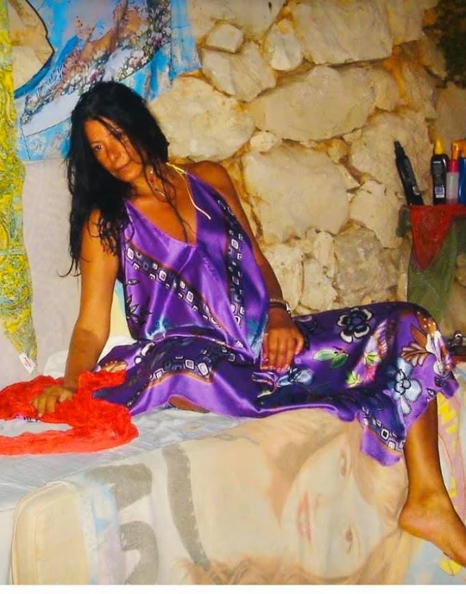 Πέθανε η Μαρία Μαχαίρα, γνωστό μοντέλο των 80's