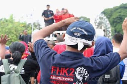 Honorer K2 Papua Barat Inginkan Diangkat Menjadi PNS
