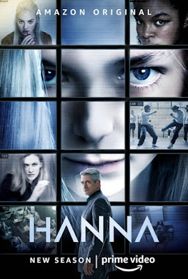 Hanna (TV Series) S02 DVD HD Dual Latino + Sub 2xDVD5