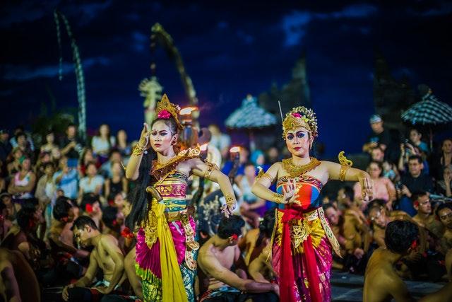 Tarian Bali Terkenal di Mancanegara