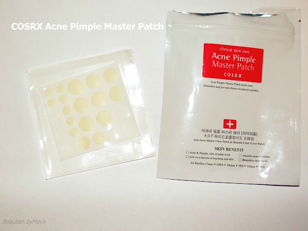 Spot treatment - COSRX Acne Pimple Master Patch