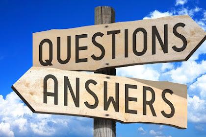 Contoh Kalimat Pertanyaan dalam Bahasa Arab dan Artinya