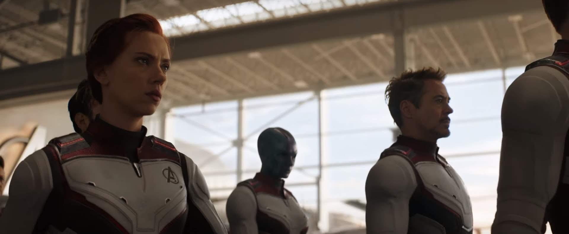 Avengers Endgame : コミックヒーロー大集合映画のクライマックス「アベンジャーズ : エンドゲーム」の予告編のナタクリたちは、思いがけない場所にいる ! ! という指摘 ! !