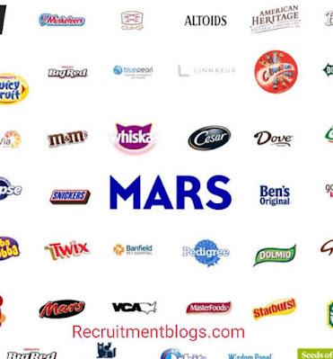 2021 Mars Leadership Experience Program (Manufacturing)