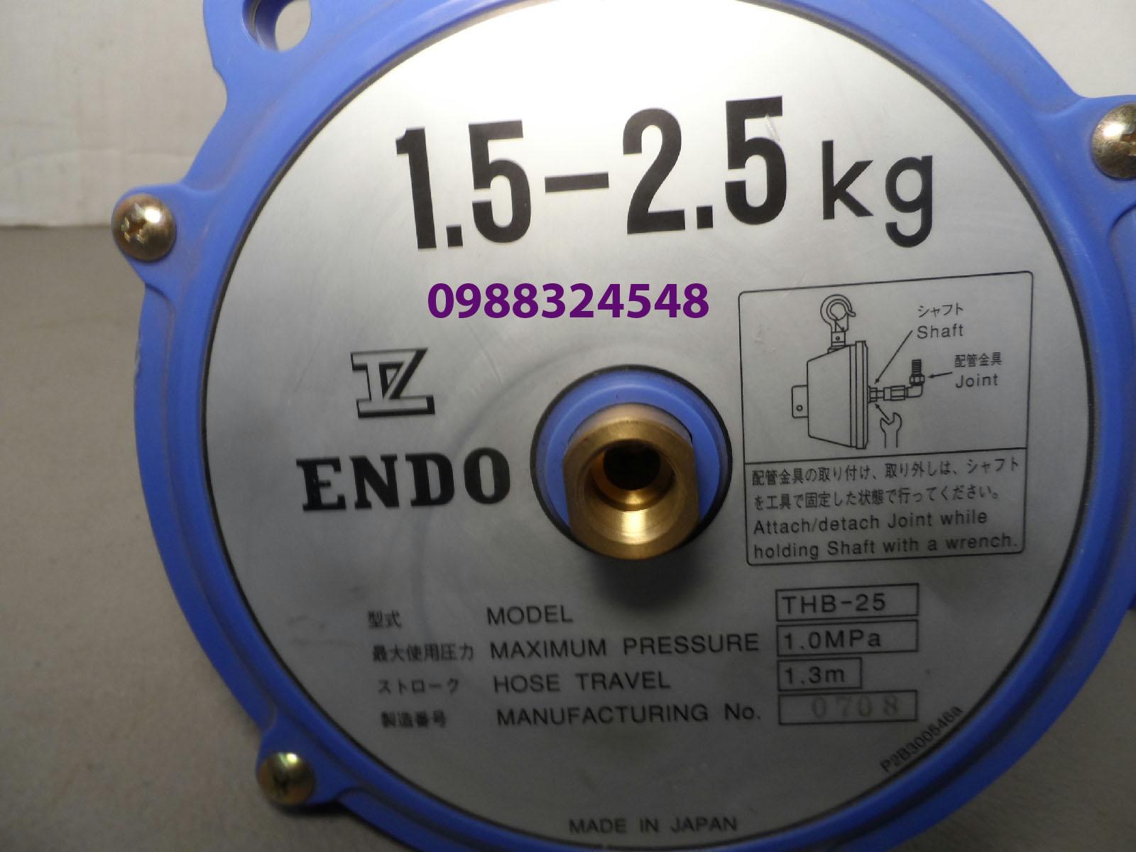 Pa lăng cân bằng Endo THB-25