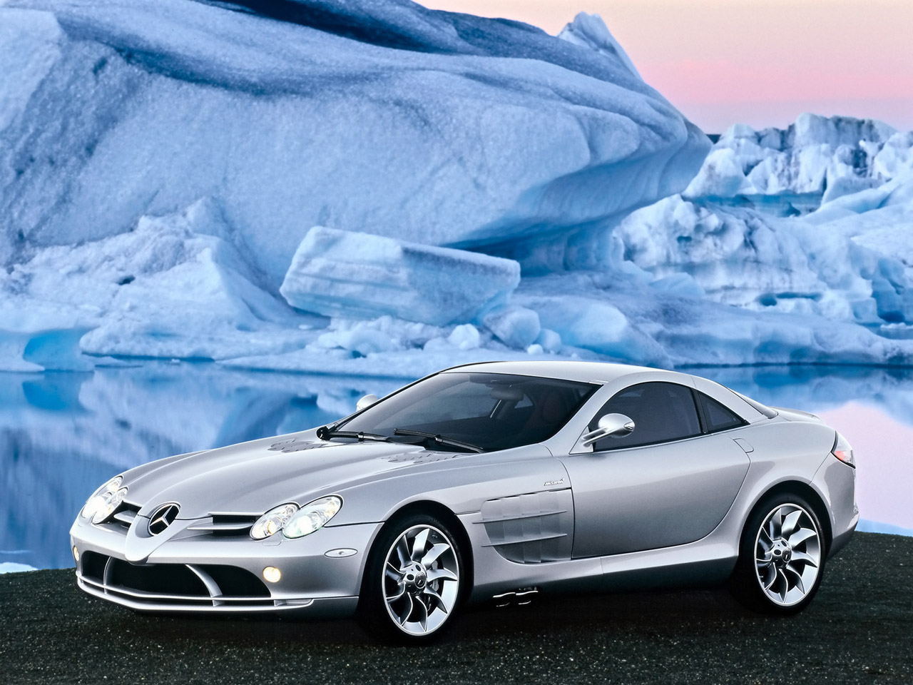Mercedes Slr Wallpaper Galareal