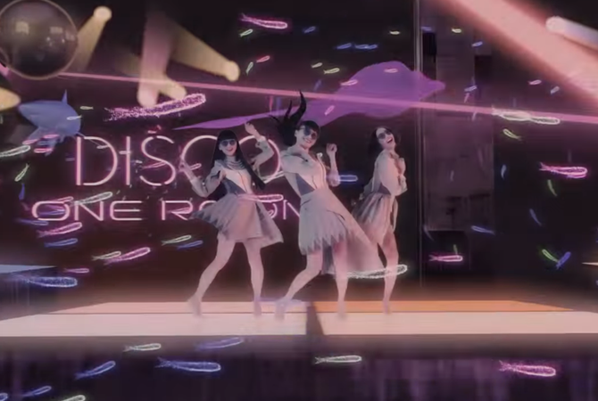 Music video: Perfume - Future pop | Random J Pop