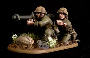 28mm USMC Bazooka